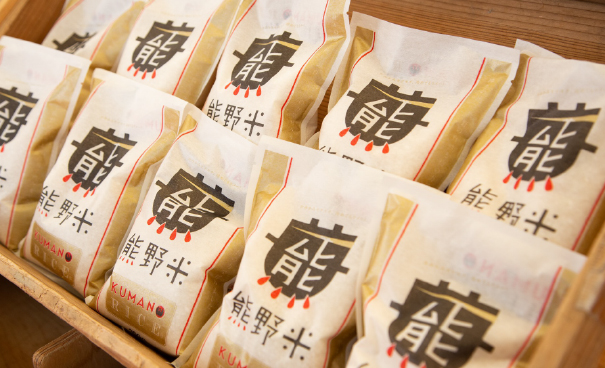 お米への取り組み